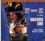 "DANGEROUS GAME - DELUXE LETTER BOX EDITION 12"" LASERDISC"